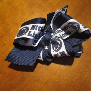 BRAND NEW Penn State bow